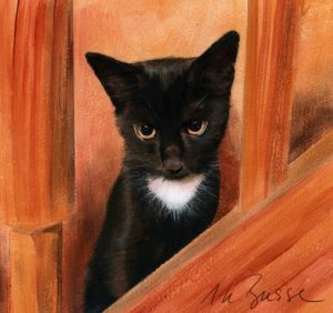 Keine Katzen auf der Buchmesse | Panther by Ann-Kathrin Busse